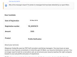 Resume Blast Service Yourkart Services Complaints