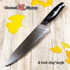 quality kitchen knives aliexpress buy grandsharp high quality 8 chef knife