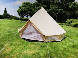 Bell Tent Awning Aliexpress Com Buy Danchel 3m 4m 5m Cotton Canvas Bell Tent