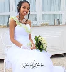 robe de mari e bicolore robe de mariee volant organza robe de mariee une bretelle robe
