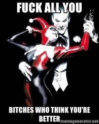 Joker Meme Generator - harley quinn meme generator mne vse pohuj