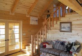 small log home interiors small log home and cabin plans designs oak homes interiors rustic