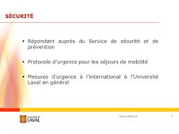 bureau international universit laval formation et mobilité à l international université laval richard