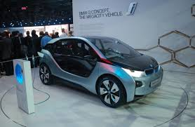 bmw 3i electric car the 2014 bmw i3 will be officially released in the us this month