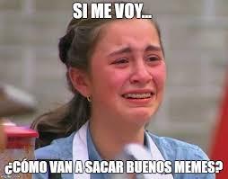 Rosa De Guadalupe Meme - memes exatlón macky y el milagro vix