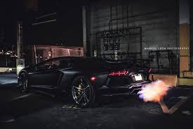 Matte Black Lamborghini Aventador - matte black lamborghini aventador underworld photoshoot gtspirit