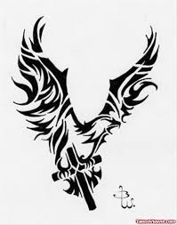 angel wings cross tattoo sample tattoo viewer com