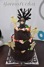 Halloween Witch Cake by Giovanna U0027s Cakes Halloween Inspired Chocolate Cake