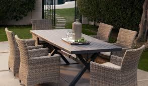 Wood Patio Furniture Sets Patio U0026 Pergola Round Wood Patio Table On Small Suite Decoration