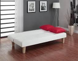 dhp aria white futon sofa bed walmart canada