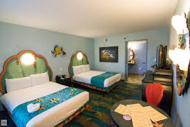 wheelchair accessible room at disney u0027s art of animation resort