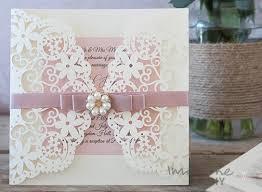 Pink Wedding Invitations How To Make U2026 Arabesque Dusky Pink Wedding Stationery Imagine Diy