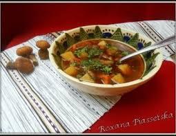 cuisiner cepes soupe cèpes facile recettes originale cuisine cuisiner ukrainienne