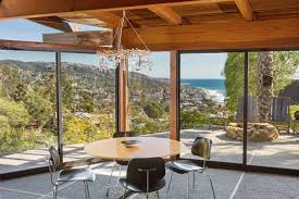 sublime 1970s modern hits the market in laguna beach curbed la