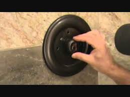 Tuscany Shower Faucet How To Adjust A Shower Handle For More Enjoyment Youtube