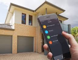 Technology Garage by Now Your Garage Is Smart Enough To Open The Doors Itself Techno Faq
