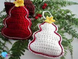 crochet christmas christmas ornament mini cal crochet christmas tree crochet for you