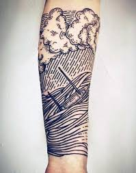 Mens Half Sleeves - 100 forearm sleeve designs for manly ink ideas