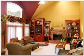 accent wall color for red brick fireplace waplag excerpt loversiq