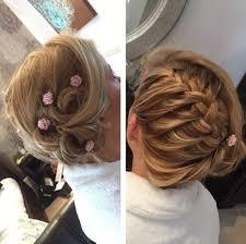 Hochsteckfrisurenen F Mittellange Haar Bilder by 27 Trendy Hochsteckfrisur Ideen Für Mittellanges Haar