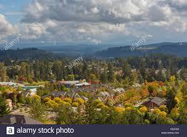 Valley Oregon Houses In Happy Valley Oregon Suburban Neighborhood Scenic View