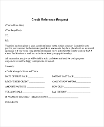 sample reference request letters 8 examples in pdf word