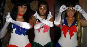 Sailor Moon Halloween Costume Sailor Moon Halloween Costumes Created Jessica Boutin Dorion