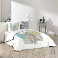 linge lit lin linge de lit déco couleurs maison
