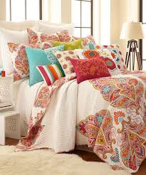 casablanca bright quilt set from the kitchen to the bedroom