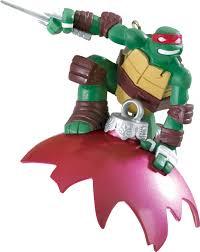 2015 raphael mutant turtles ornament