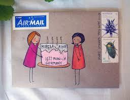 Decorated Envelopes Naomiloves Com Calligraphy Pinterest Snail Mail Envelopes