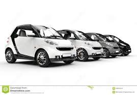 small cars black small cars row stock illustration image 59004300