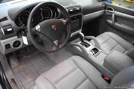 2004 Porsche Cayenne Interior 2006 Porsche Che Cayenne At Auction Bid Now North Hollywood
