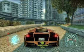 Need For Speed Map Need For Speed Undercover Reloaded Varezky