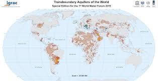 Middle East And North Africa Map Quiz by International Water Law Project Blog Transboundary Aquifers