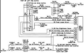 dodge van wiring diagrams dodge wiring diagrams instruction
