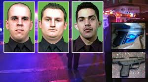3 nypd cops shot in brooklyn bronx three days into 2013 nbc new