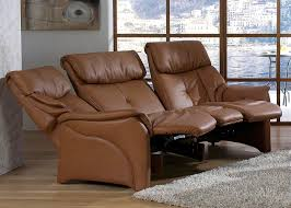 G Plan Recliner Sofas by Himolla Chester 3 Seater Curved Recliner Midfurn Furniture