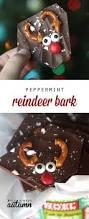peppermint reindeer bark super easy recipe it u0027s always autumn