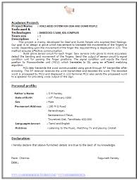 resume samples for electronics engineers resume ixiplay free