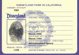 Indiana travel passport images Vintage disneyland tickets indiana jones adventure boarding pass jpg