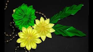 easy to make origami lotus flower great ideas for table