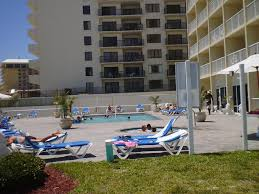 2 Bedroom Suite Daytona Beach Emerald Shores Hotel Daytona Beach Fl Booking Com