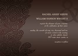 post wedding reception invitation wording wedding reception invitation templates