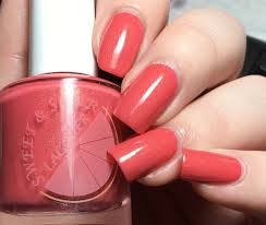 sweet u0026 sour lacquer march potm two girls one blush
