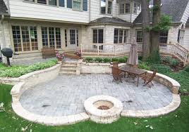 fire pit wood deck patio new best stone patio design patio stones lowes how to