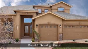 five bedroom homes 5 bedroom home el paso tx santiago model by carefree homes el