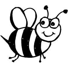 bumble bee coloring page ngbasic com