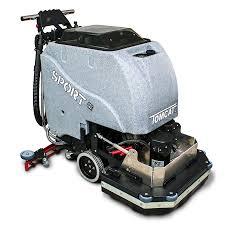 floor scrubber dryer sport walk behind commercial floor cleaning