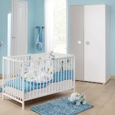 chambre bébé alinea camille meubles armoire 2 portes bicolore pour enfant contemporain
